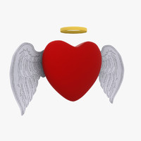 heart wings 3d 3ds