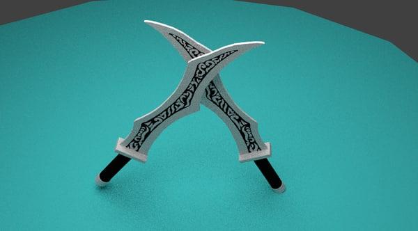 blade katarina 3ds free