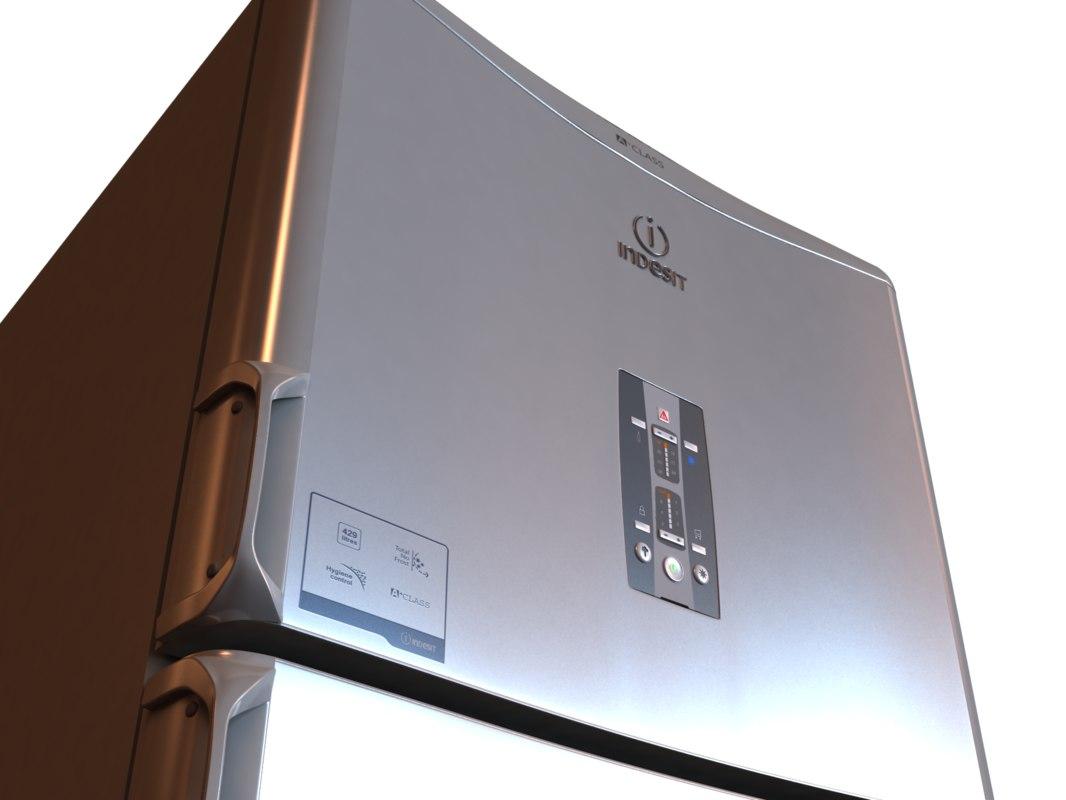 refrigerator indesit 3d 3ds