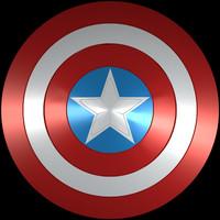 C.A shield