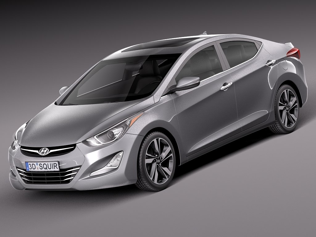 3ds 2014 sedan hyundai