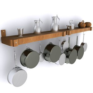 kitchen group 3d model