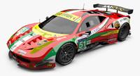 Ferrari 458 GTE Pro 2014