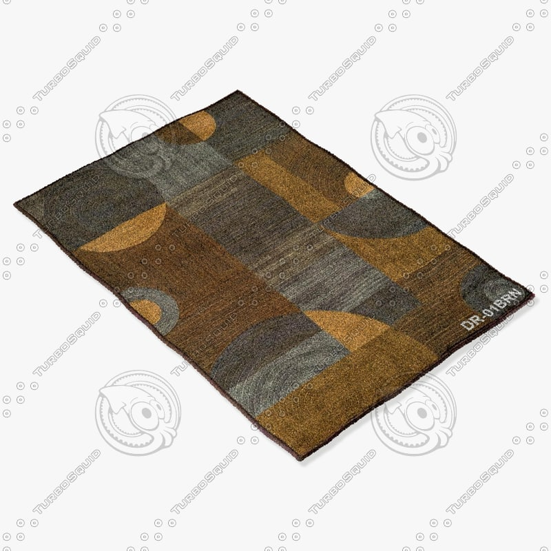 3d momeni rugs abstract dr01brn