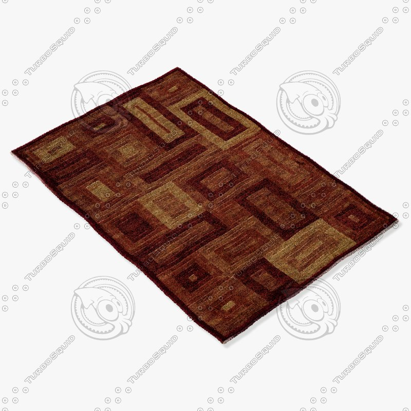 momeni rugs abstract dr02red 3d max