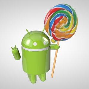 c4d android lollipop