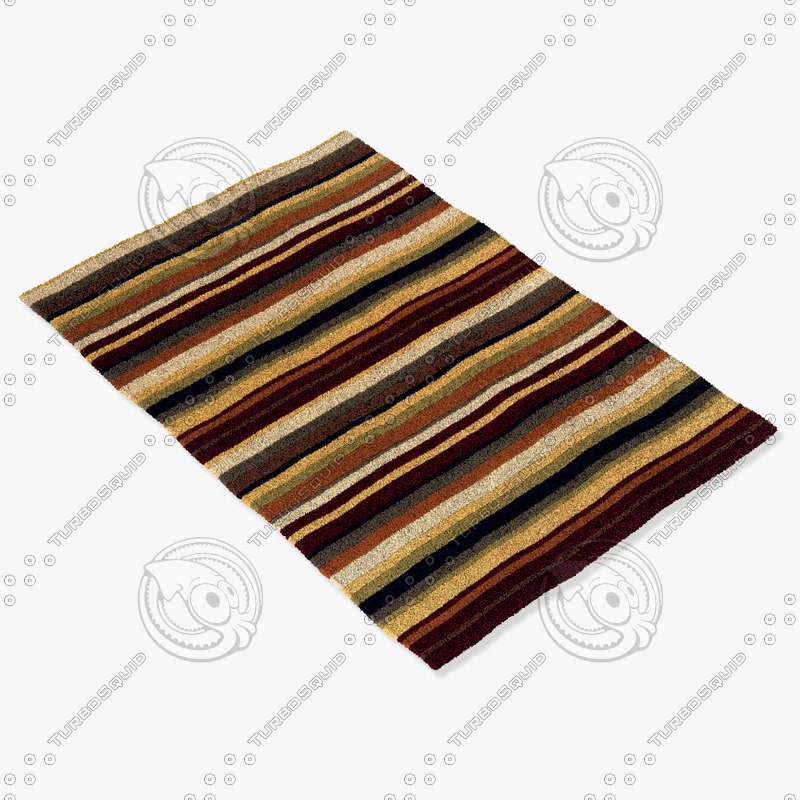 3d momeni rugs abstract el01mti model