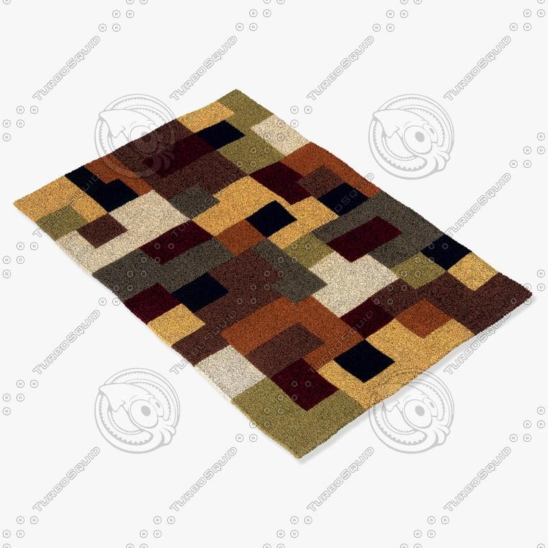 3d momeni rugs abstract el02mti