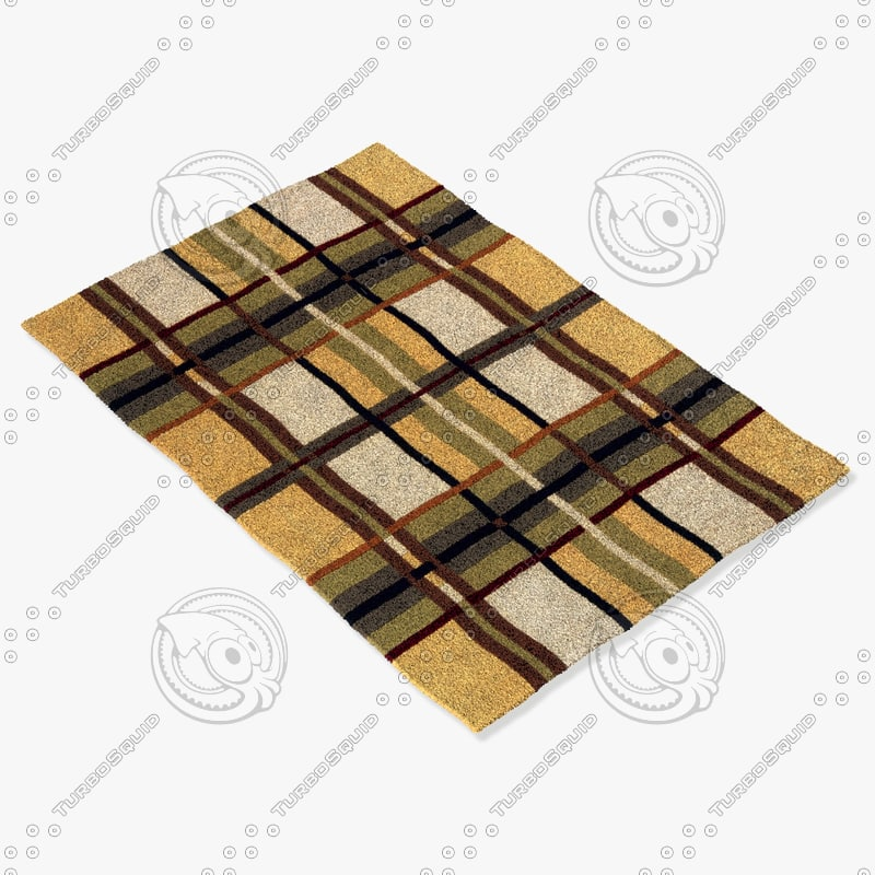 momeni rugs abstract el03mti 3d max