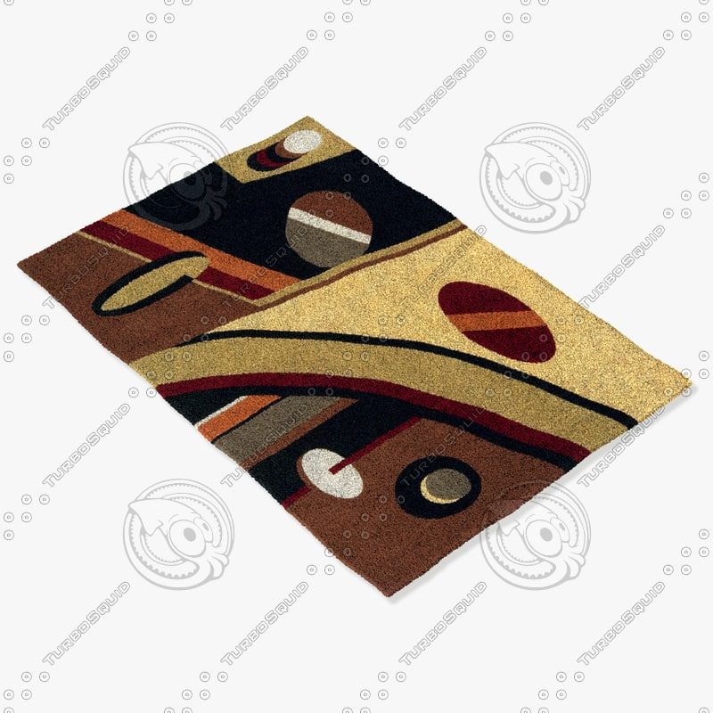 momeni rugs abstract el06ivy 3ds