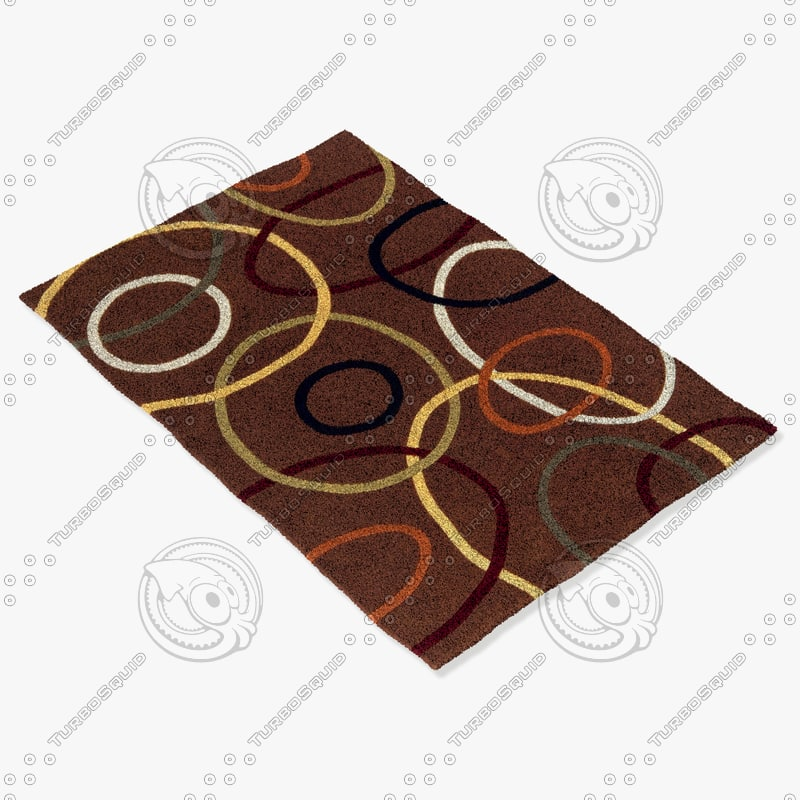 momeni rugs abstract el09ivy 3ds