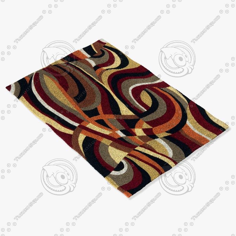 3ds max momeni rugs abstract el11mti