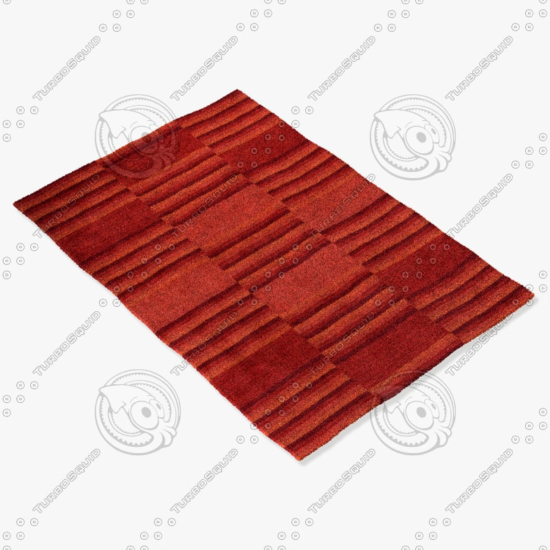 3d momeni rugs abstract gm08red