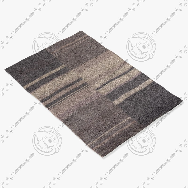 max momeni rugs abstract gm15blu