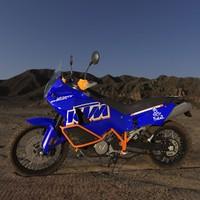 3d model ktm 990 adventure