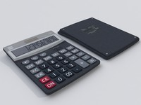 3d model calculator calc