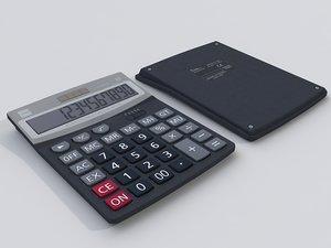 3d model calculator calc