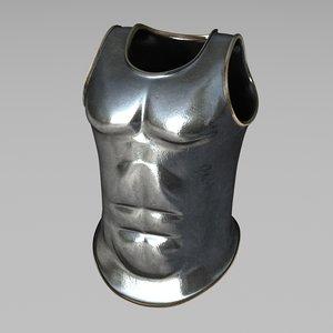 cuirass armor obj