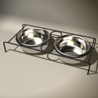 Dog Food Bowls
