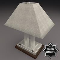 blend modern table lamp