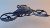 multicopter 3d 3ds