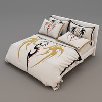 bed 38 3d model
