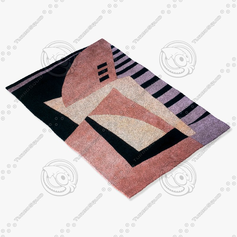 3d momeni rugs abstract nw22blk