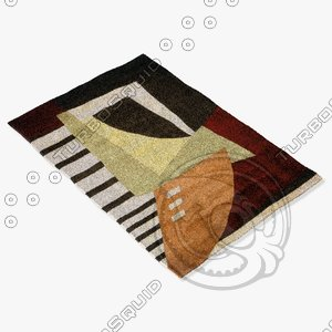 3d momeni rugs abstract nw22ivy