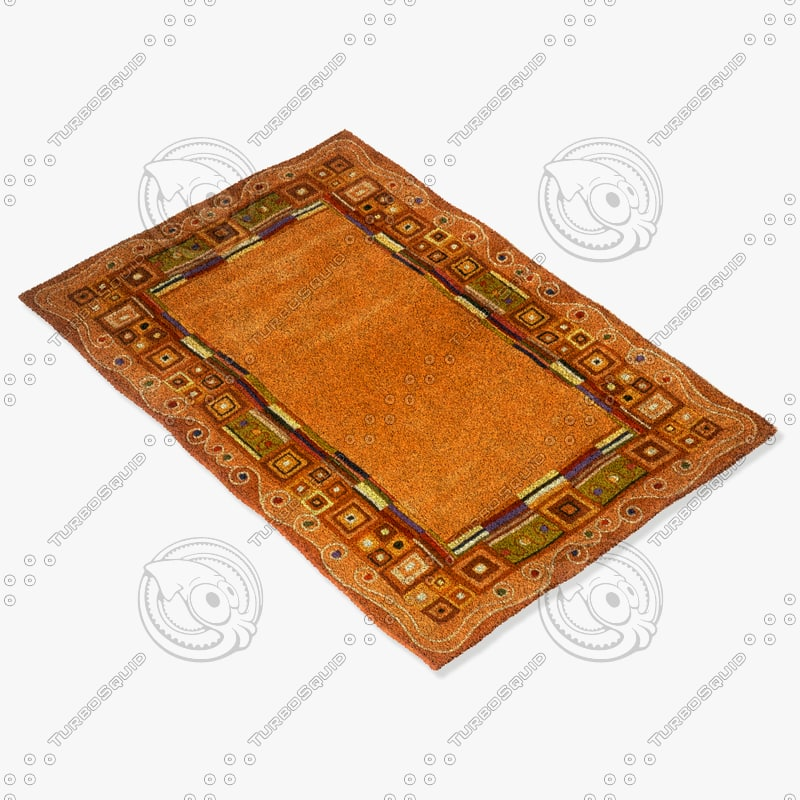 momeni rugs abstract nw34gld 3d 3ds