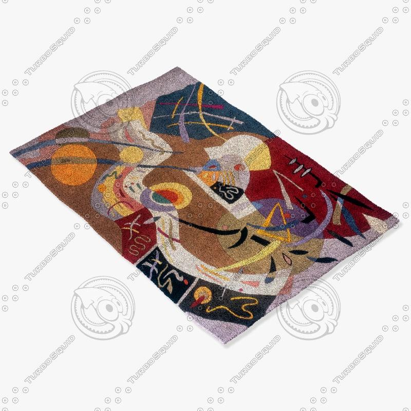 max momeni rugs abstract nw61mti