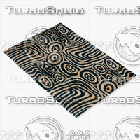 momeni rugs abstract nw72blk 3ds