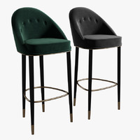 Brabbu Malay Bar Chair