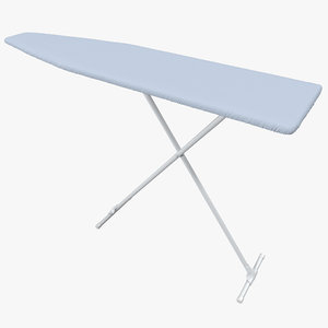 3d model ironing board 2