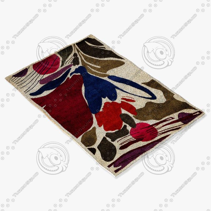 max momeni rugs abstract nw113mti
