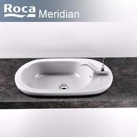 roca meridian 3d model