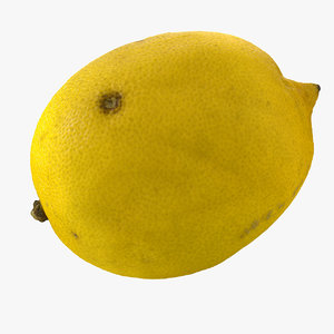 fresh fruit 3d model