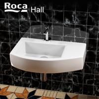 3d roca hall model