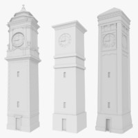 Clock tower pack