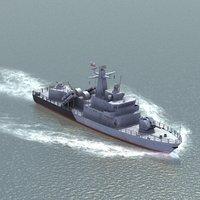 Missile Boat Orkan