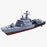 orp orkan boat 3ds