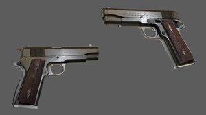 m1911 pistol x