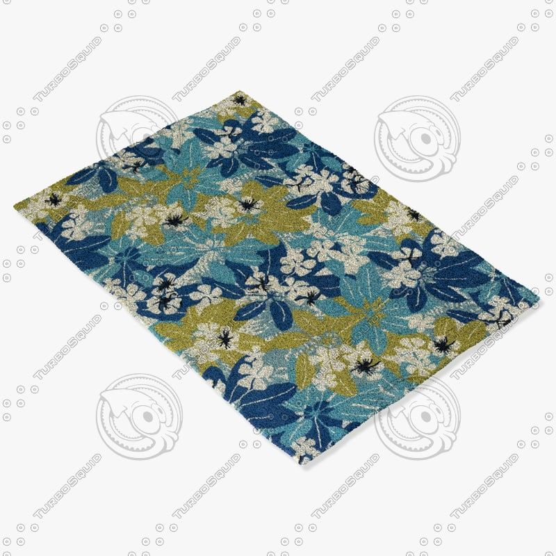 chandra rugs alf-2106 3ds