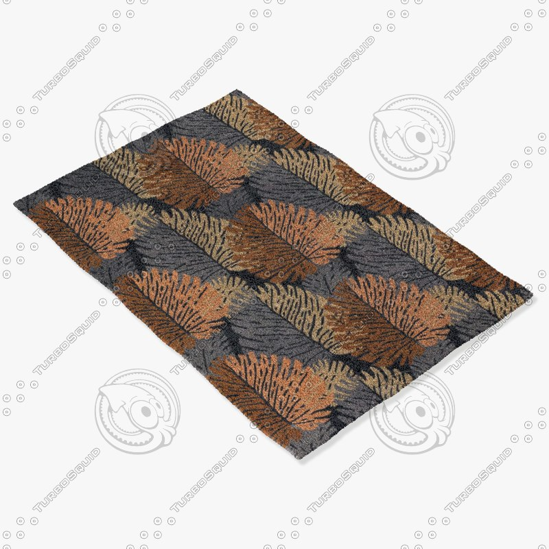 3d chandra rugs alf-2108 model