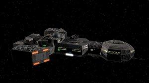 3d lwo ship covert