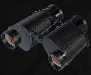 3ds max physically binoculars