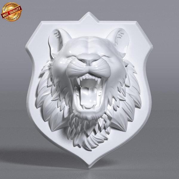 3d animal decorative