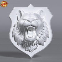 3d animal decorative