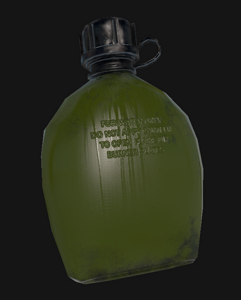 3ds max physically canteen