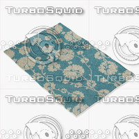 chandra rugs amy-13204 3d 3ds