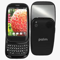 3d palm pre
